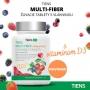 TIENS Žuvacie tablety s obsahom vlákniny a vitamínom D3