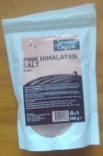 Soľ himalájska ružová jemná