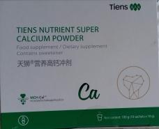 TIENS Výživný super kalciový prášok