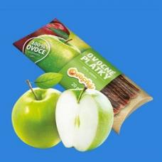Plátky ovocné jablko 100% bez cukru bezgluténové 20g