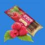 Plátky ovocné jablko malina bez cukru bezgluténové 20g