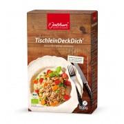 TischleinDeckDich BIO - Stolček prestri sa